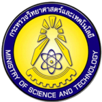 ตราสำนักงานปลัดกระทรวงวิทยาศาสตร์และเทคโนโลยี